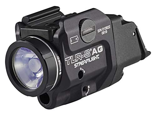 Streamlight 69434 TLR-8A G Flex Low-Profile Rail-Mounted Tactical Light,...