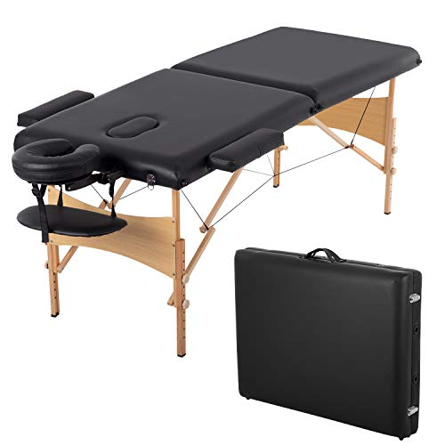 Massage Table,Lash Bed Massage Bed SPA Bed Height Adjustable Massage Table...