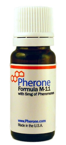 Pherone Formula M-11 Pheromone Cologne for Men to Attract Women, with Pure...