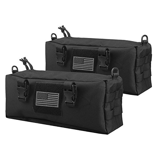 AMYIPO Tactical Pouch Multi-Purpose Large Capacity Increment Pouch Short...