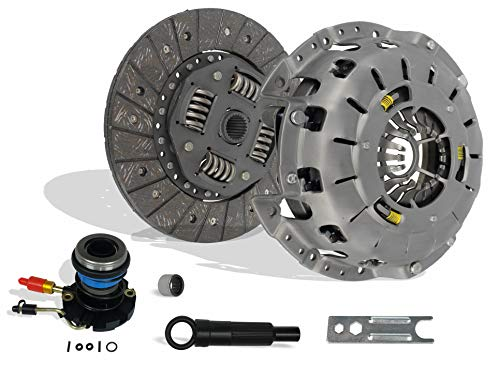 Clutch And Slave Kit Set Compatible With Ranger B2300 B2500 B3000 Bse Xl...
