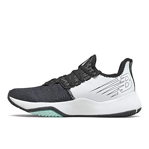 New Balance Women's FuelCell 100 V1 Cross Trainer, Black/Outerspace/White...