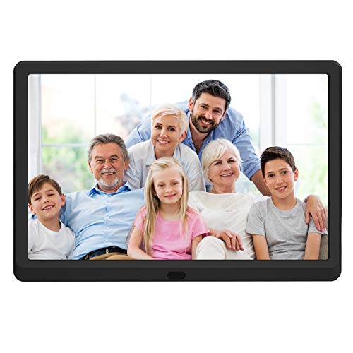 10 inch Digital Picture Frame with 1920x1080 IPS Screen Digital Photo Frame...