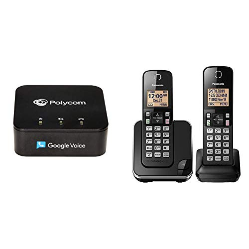 Obihai OBi200 1-Port VoIP Adapter with Google Voice and Fax, Black &...