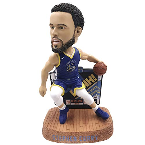 Stephen Curry Golden State Warriors Scoreboard Special Edition Bobblehead...