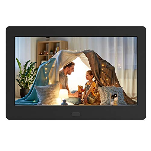 Digital Photo Frame with IPS Screen - Digital Picture Frame with 1080P...
