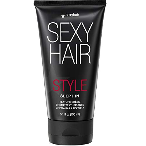 SexyHair Style Slept In Texture Cream, 5.1 Oz | Soft Texture and Control |...