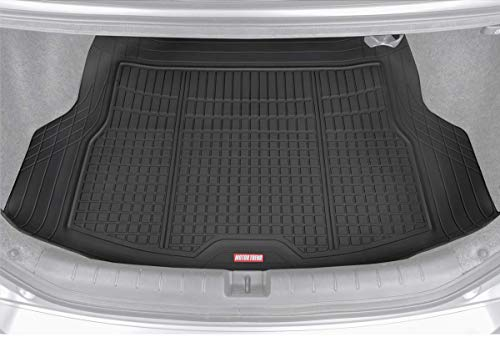 Motor Trend Premium FlexTough All-Protection Cargo Mat Liner – w/Traction...