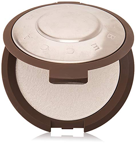 Becca Shimmering Skin Perfector Pressed Highlighter, Pearl, 0.25 Ounce