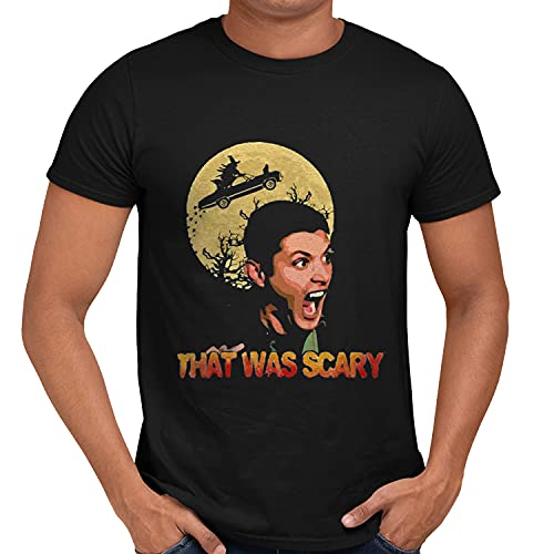 Jensen Ackles That was Scary Halloween T-Shirt, Classic Movie Shirt, Funny...