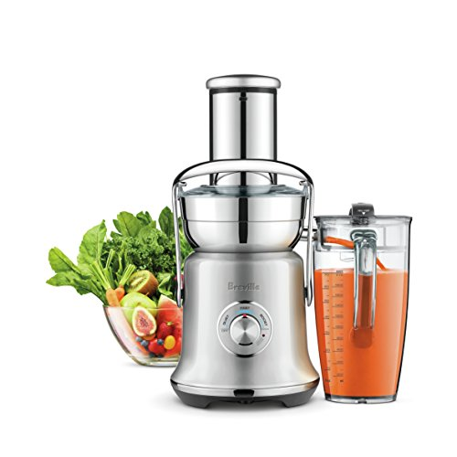 Breville BJE830BSS Juice Founatin Cold XL Centrifugal Juicer, Brushed...