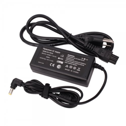 Laptop Ac Adapter Charger for Toshiba Satellite C855D-S5302 C855D-S5303;...