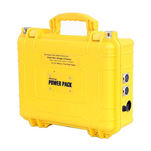 Proaim Power Pack for Power Voltage 12V Equipment (P-PP-Y) Rechargeable...
