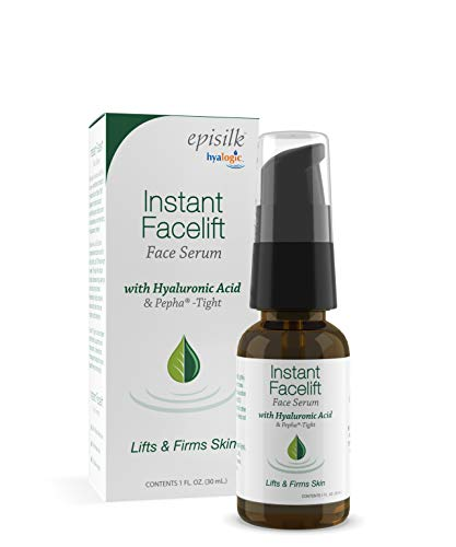 Instant Facelift Serum w/Hyaluronic Acid & Pepha Tight Formula to Lift,...