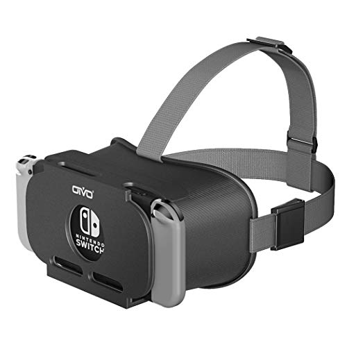 VR Headset Compatible with Nintendo Switch & Nintendo Switch OLED Model,...