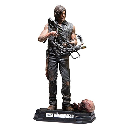 """McFarlane Toys The Walking Dead TV Daryl Dixon 7"""" Collectible Action..."""