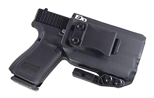 FDO Industries -Formerly Fierce Defender- IWB Kydex Holster Compatible with...