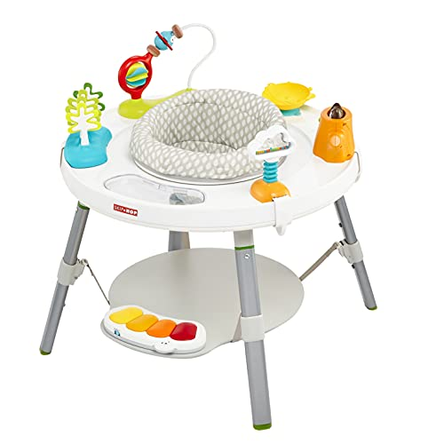 Skip Hop Baby Activity Center: Interactive Play Center with 3-Stage...