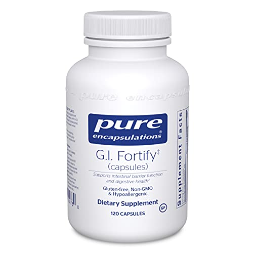 Pure Encapsulations - G.I. Fortify (Capsules) - Supports G.I. Function,...
