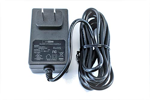 [UL Listed] OMNIHIL 8 Feet Long AC/DC Adapter Compatible with Vonage...