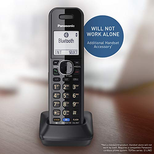 Panasonic DECT 6.0 Plus Cordless Phone Handset Accessory Compatible with...