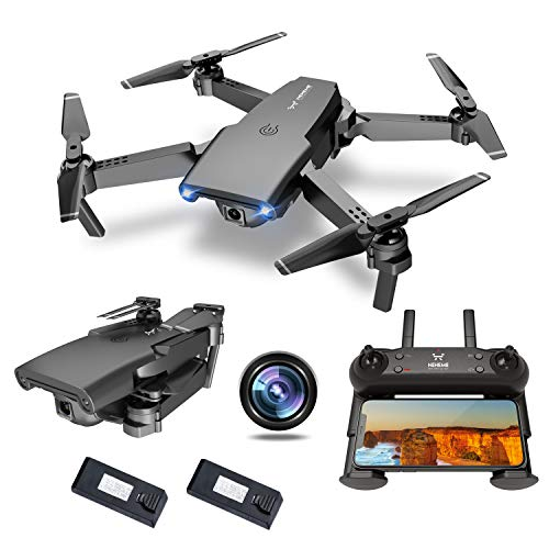 NEHEME NH525 Foldable Drones with 720P HD Camera for Adults, RC Quadcopter...