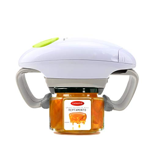 Electric Jar Opener, Kitchen Gadget Strong Tough Automatic Jar Opener For...