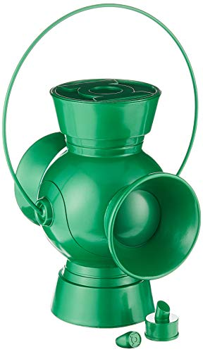 DC Collectibles Green Lantern Power Battery and Ring Prop Replica, Scale...