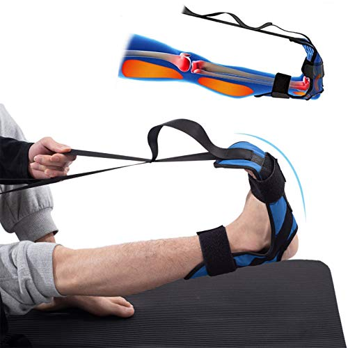 Plantar Fasciitis Stretching Device, Foot Stretching Strap - Foot Stretcher...