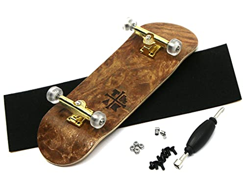 Teak Tuning Prolific Complete Fingerboard with Upgraded Components - Pro...