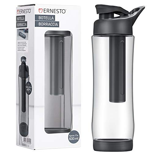 Reusable Gym Water Bottle Fitness Sport Cool Water Bottles with Freezer...