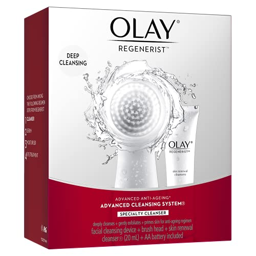 Olay Pro-X Advanced Cleansing System + 20 ml Renewal Cleanser, Packaging...