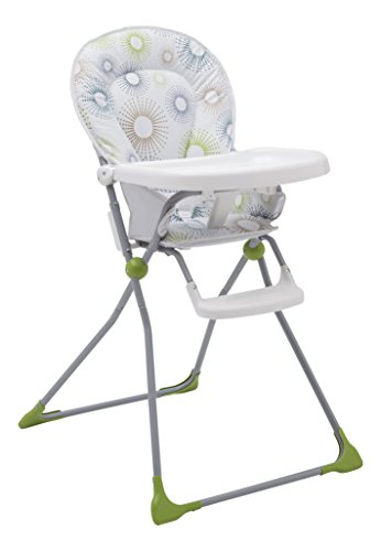 Delta Children EZ-Fold High Chair for Babies and Toddlers - Compact High...