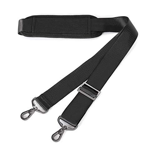 MOSISO 56 Inch Shoulder Strap, Adjustable Thick Soft Universal Replacement...
