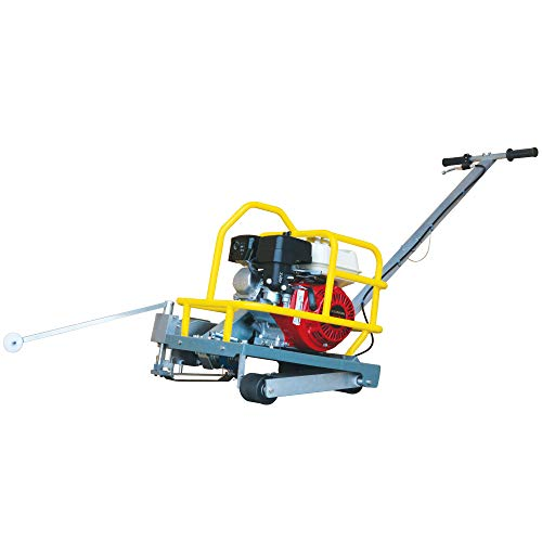 TOMAHAWK 6' Early Entry Concrete Saw Walk Behind Green Joint Saw with 3.5HP...