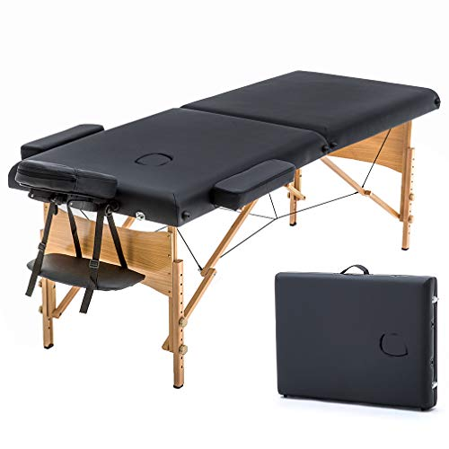 Massage Table Portable Massage Bed Spa Bed 73 Inches Long 28 Inchs Wide...