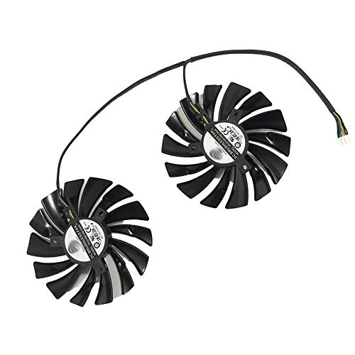 GPU Cooler PLD10010S12HH Graphics Card Fans for MSI GTX960 GTX950 R9 380...