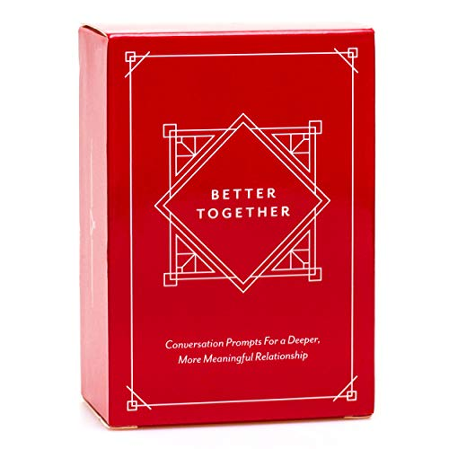 Intimacy Games for Couples Question Cards – Conversation Starters For...