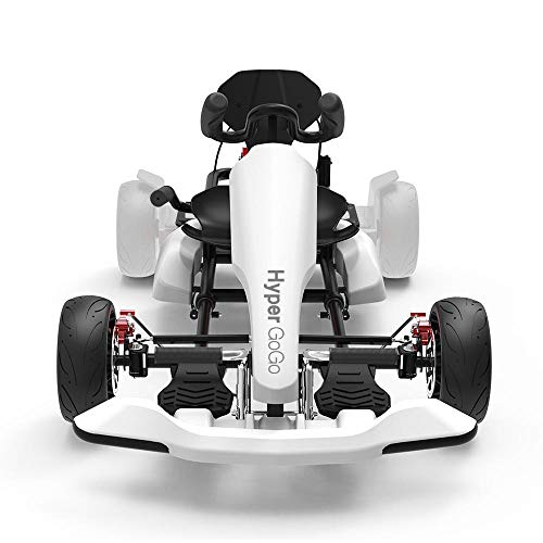 HYPER GOGO GoKart Kit - Hoverboard Attachment - Compatible with All Hover...
