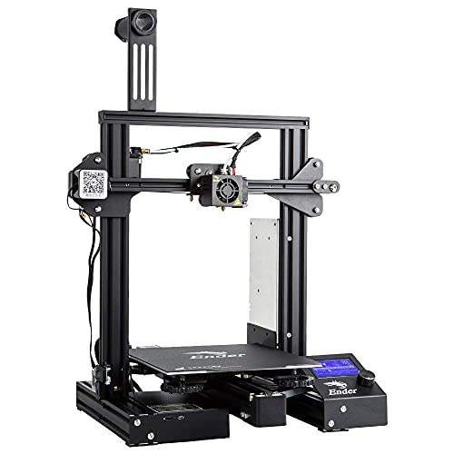 COMGROW Creality Ender 3 Pro 3D Printer with Removable Build Surface Plate...