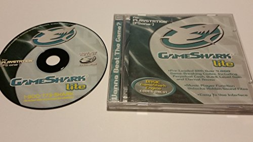 GameShark lite for Sony PLAYSTATION [PS one]