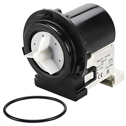 4681EA2001T Washer Drain Pump Motor for Ken.more and LG Washers - Replaces...