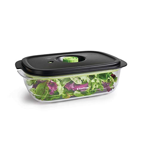 FoodSaver 2129973 Preserve & Marinate 10 Cup Vacuum Seal -Container for...
