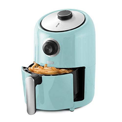 Dash Compact Air Fryer Oven Cooker with Temperature Control, Non-stick Fry...