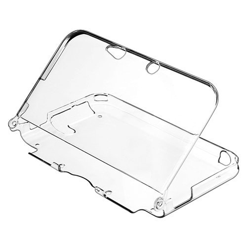 TNP 3DS XL Case - Ultra Clear Crystal Transparent Hard Shell Protective...