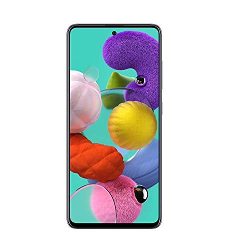 Samsung Galaxy A51 Factory Unlocked Cell Phone | 128GB of Storage | Long...
