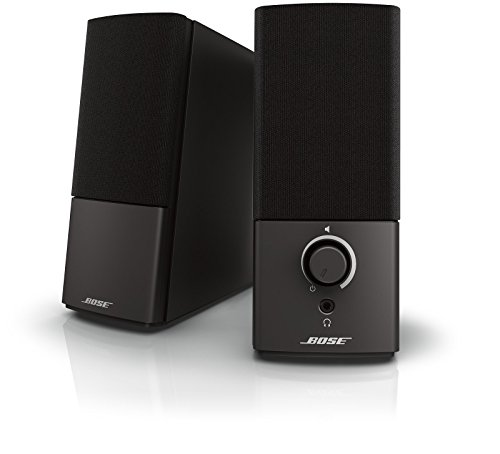 Bose Companion 2 Series III Multimedia Speakers - for PC (with 3.5mm AUX &...