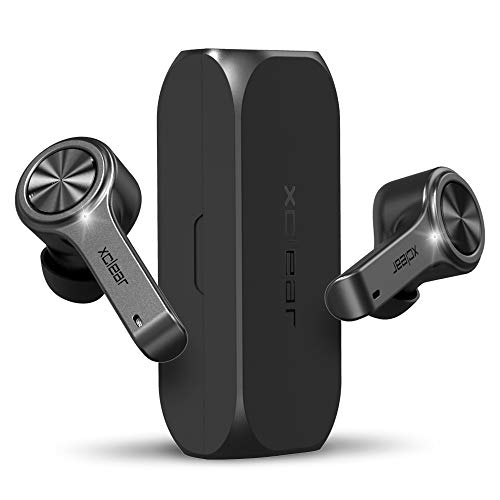 XClear Wireless Earbuds with Immersive Sounds True 5.0 Bluetooth in-Ear...