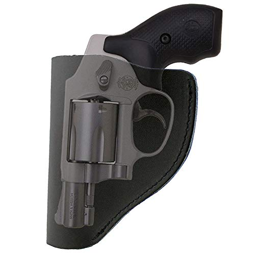 CyberDyer Ultimate IWB Holster Leather Right Hand Pistol Holster for Belts...
