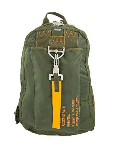 Farm Blue Tactical Backpack – Army Parachute Clip Deploy - Military...